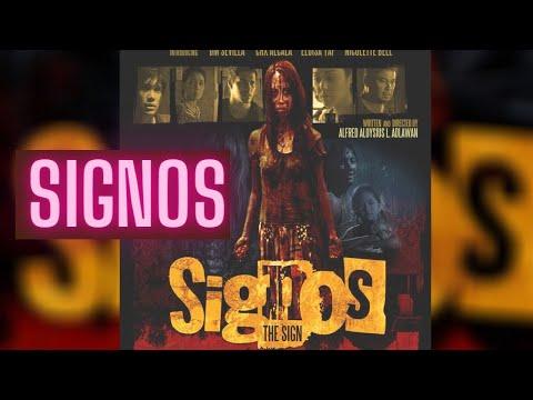 TAGALOG HORROR MOVIES || Signos  || Pinoy Movie