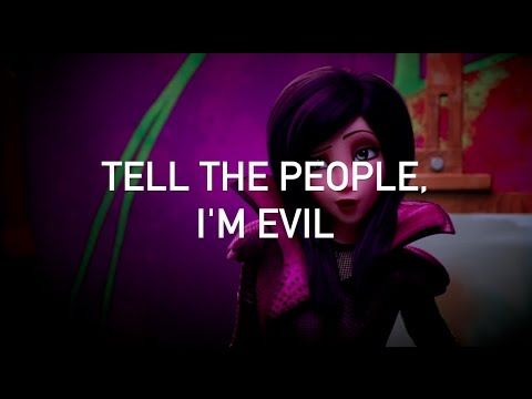 Dove Cameron - Evil (from Descendants: Wicked World, with lyrics)