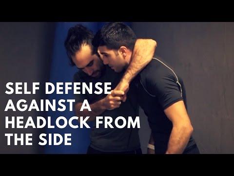 ISRAELI KRAV MAGA SERIES | Episode 7: Defense against side headlock