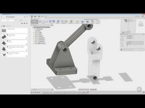 Adding and Editing Joints with Multiple Types of Designs