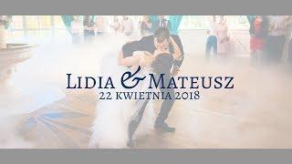 Lidia & Mateusz - Teledysk Ślubny