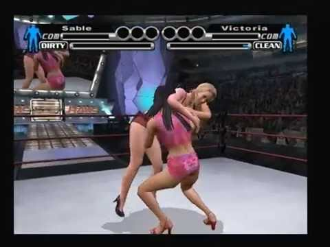 Sex on smackdown vs raw