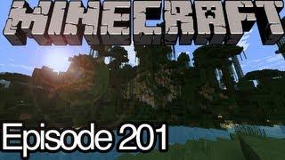 Fail Minecraft SMP Ep.201 - New Entrance