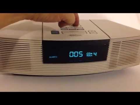 BOSE WAVE RADIO CD PLAYER STEREO