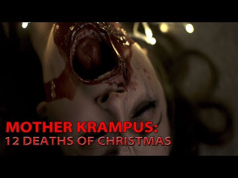 12 DEATHS OF CHRISTMAS Trailer  (2017) MOTHER KRAMPUS)