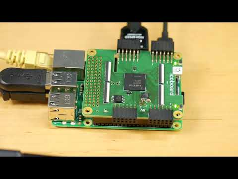 Guest Video: OpenTechLab - IcoBoard FPGA Experiments