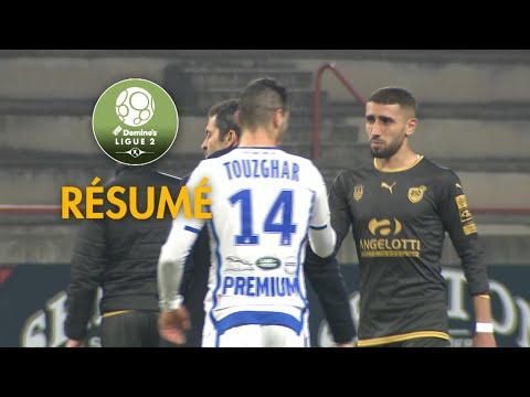 AS Béziers - ESTAC Troyes ( 0-0 ) - Résumé - (ASB - ESTAC) / 2018-19