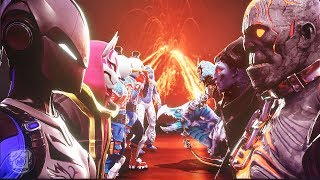 THE WAR OF FIRE AND ICE: SEASON FINALE - A Fortnite Short Film