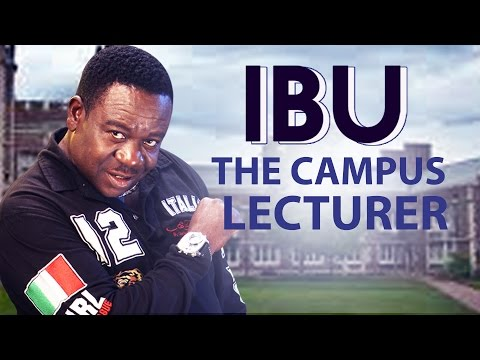 Ibu The Campus Lecturer [Part 1] - Latest 2016 Nigerian Nollywood Comedy Movie (English Full HD)