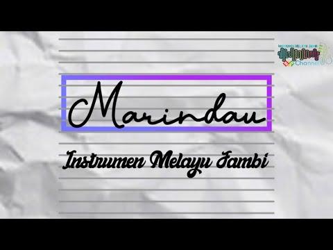 Lagu Jambi - Instrumental Melayu Jambi I