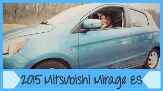 Lifestyle: 2015 Mitsubishi Mirage Review | Grace Go