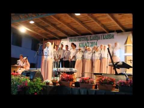 Kikači - Odrzan Festival ilahija i kasida 2014 (видео)