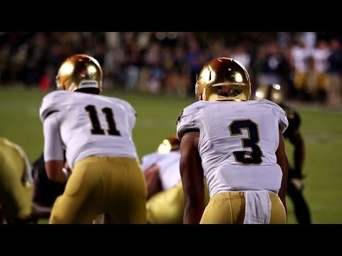 notre - The best plays (highlights) of the 2013 season to get Notre Dame fans pumped for the 2014 season. Bring on Rice. #GoIrish Song: OneRepublic - Counting Stars ...