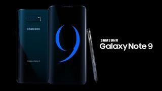 Samsung Galaxy Note 9 Trailer 2018