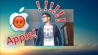 Apple a atarlandım çok sinirlendim iyi seyirler!(Not:Kardeşim Bekir'e Gelsin :D Özellikle İstedi :D Adamsın Bekiiir Adamın Dibisiin 8) )