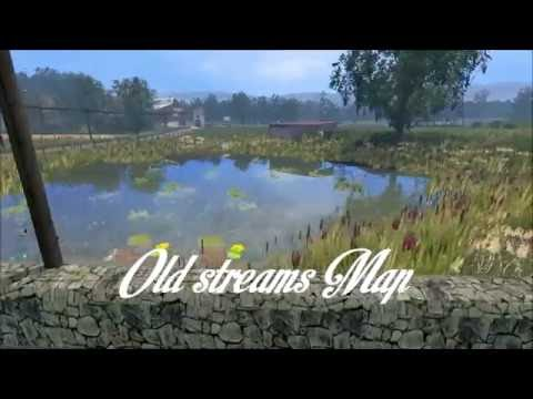 Old Streams Map v1.2 Soil Mod
