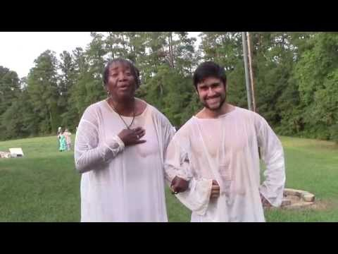 2 members of the Populace accept the ALS Ice Bucket Challenge - Sept. 20, 2014