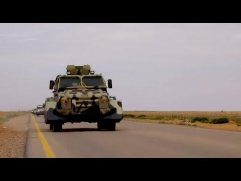 Libyen: Ostlibysche Rebellen stoßen weiter in Richtun ...