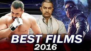 TOP 10 Bollywood Films Of 2016 - Sultan, Dangal, Shivaay & More