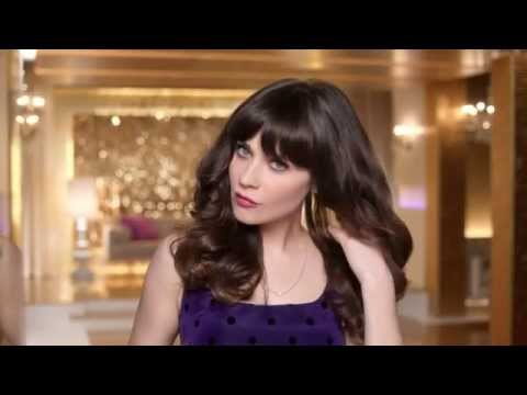 Volume Hair: Pantene Volumizing Shampoo Commercial