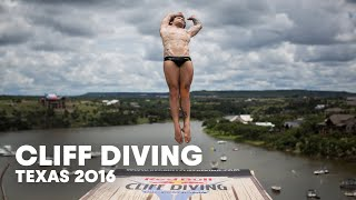 Red Cliffs Australia  city photos : Everything's Bigger in Texas - Even the Dives | Cliff Diving World Series 2016