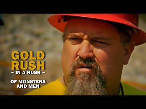 Gold Rush (In a Rush) Recap   Season 8, Episode 16   Of Monsters and Men