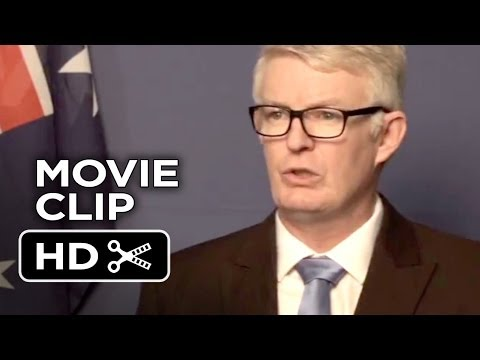 These Final Hours Movie CLIP - Minister of Science Announcement (2014) - Nathan Phillips Movie HD