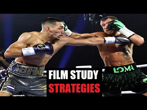 Lomachenko vs Lopez - Film Study: Strategies