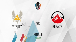 Video Six Invitational - Xbox One Grand Final - Team Vitality vs. Elevate MP3, 3GP, MP4, WEBM, AVI, FLV Februari 2018