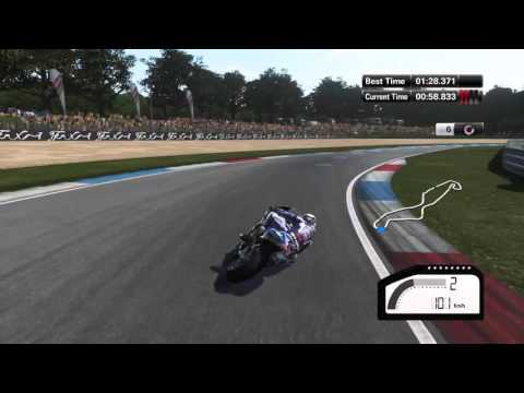 MotoGP 15 record Assen 1.28.238 (видео)