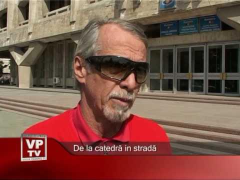 De la catedra in strada