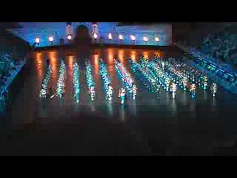 19 2008 Edinburgh Tattoo: