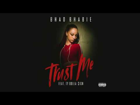 "BHAD BHABIE Feat. Ty Dolla $ign - ""Trust Me"" (Official Lyric Video) 