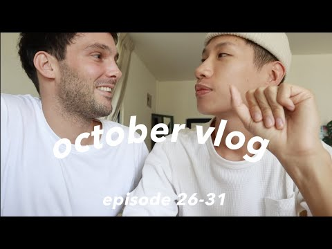 Donny next top actor ???😂【 October Gay couple Vlog】「Episode 26」