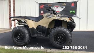 10. 2019 Yamaha Kodiak 450
