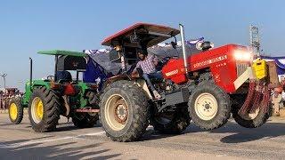 swaraj 855 vs john deere 5310 || tractor tochan
