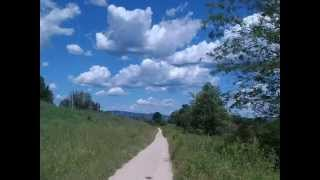 Signa Italy  City new picture : Bike ride from Florence to Renai Park Signa Italy in springtime