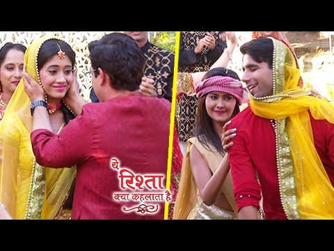 Gayu Naksh DANCE At Naira HALDI Ceremony | ये