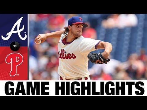 Braves vs. Phillies Game Highlights (7/25/21) | MLB Highlights