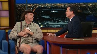 Download Youtube: Will Ferrell, Exotic Animal Expert