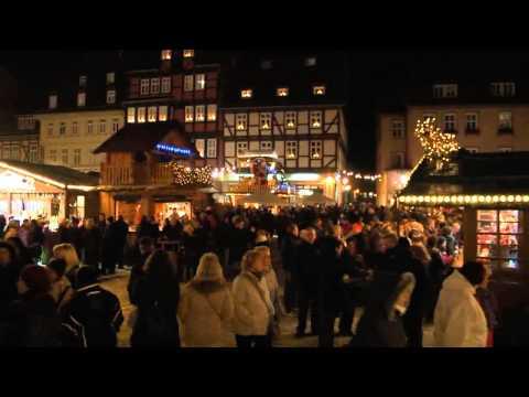 Advent in den Höfen – Weihnachtszeit in Quedlinburg