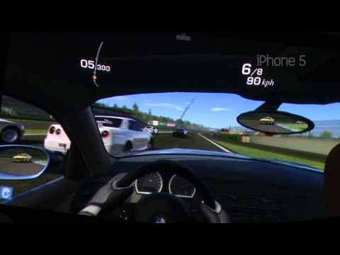 www.appspy.com - Real Racing 3 iOS iPhone iPad Gameplay Review. Visit http://www.appspy.com for more great iPhone and iPad game reviews. Approximate Installed Size - 1.8 GB h...