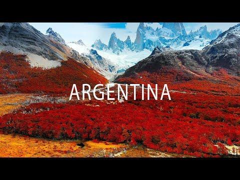 As belas cores da Argentina estão todas neste vídeo