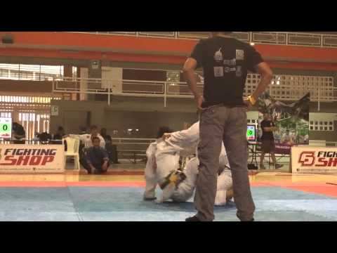Jiu jitsu FTT Nova Uniao Colombia- Cristian Perez - Final peso Galo