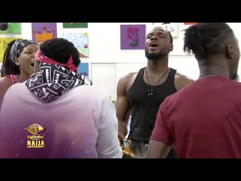 Day 48:  Sing along time | Big Brother: Lockdown | Africa Magic