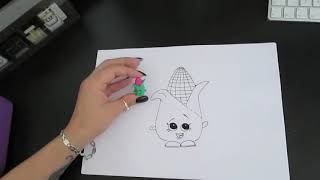 Download Lagu 14 Shopkin drawing (how to draw) Mp3