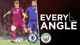 Video DE BRUYNE'S STUNNER | Every Angle: Kevin De Bruyne | Chelsea 0-1 City MP3, 3GP, MP4, WEBM, AVI, FLV Oktober 2017