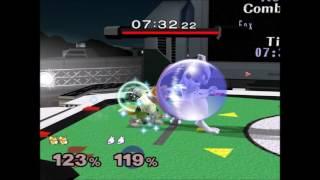 20XX vs. 20Mewtwo (TAS)