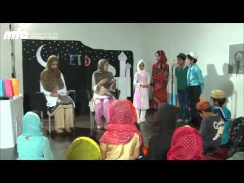 Eid-ul-Fitr - Fest des Fastenbrechens - Zuckerfest , Bayram