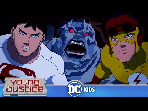Young Justice | Bring The House Down | DC Kids